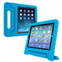 Caseflex Apple iPad Mini 2,3 Silicone Handle - Blue