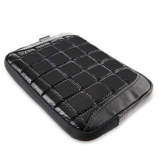 Caseflex Quilted 7'' Tablet Pouch - Black