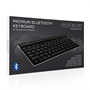 Caseflex Premium Bluetooth Keyboard Black