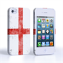 Caseflex iPhone 4 / 4S Retro England Flag Case