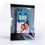 Caseflex iPhone 5 / 5S Best Dad in the World (Blue) Case/Cover