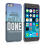 Caseflex iPhone 6 and 6s Nelson Mandela Quote Case