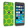Caseflex iPhone 6 and 6s Brazil Football Pattern World Cup Case