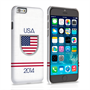 Caseflex iPhone 6 and 6s USA World Cup Case