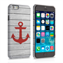 Caseflex iPhone 6 and 6S Rustic Anchor Case