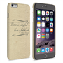 Caseflex iPhone 6 Plus and 6s Plus Shakespeare Quote Case