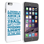 Caseflex Father Sail Quote iPhone 6 and 6s Plus Case