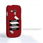 Caseflex Daddy Custom Year Samsung Galaxy S3 Mini Case - Red