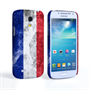 Caseflex Samsung Galaxy S4 Mini Retro France Flag Case