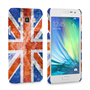Caseflex Samsung Galaxy A3 Retro Union Jack Flag Case