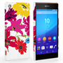 Caseflex Sony Xperia Z3 Plus Retro Flower Bouquet Case