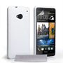 Caseflex HTC One X Silicone S-Line Case - White