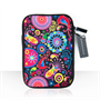 Caseflex iPad 1 / 2 / 3 / 4 and Air Tablet Jellyfish Case - Multicoloured
