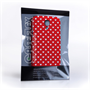 Caseflex Samsung Galaxy S4 Cute Hearts Red and White Case