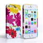 Caseflex iPhone 5 / 5S Retro Flower Bouquet Case