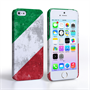 Caseflex iPhone 5 / 5S Retro Italy Flag Case