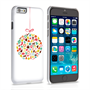 Caseflex iPhone 6 and 6s Christmas Bauble Decorations Hard Case