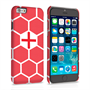 Caseflex iPhone 6 and 6s England Football Pattern World Cup Case