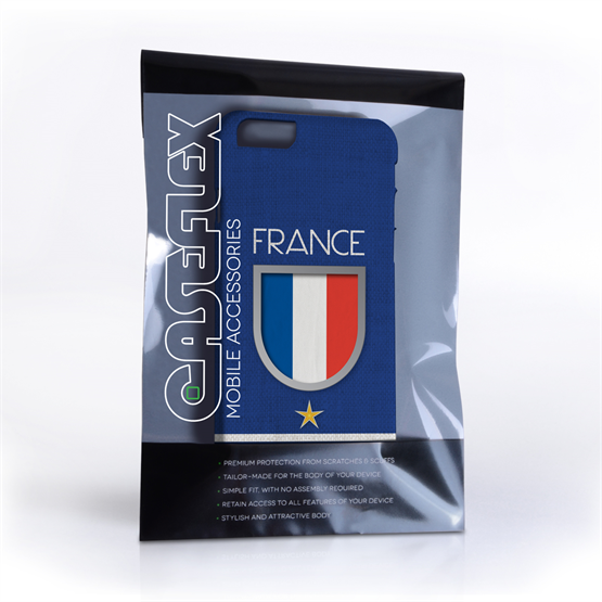 Caseflex iPhone 6 and 6s France World Cup Case