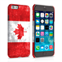 Caseflex iPhone 6 and 6s Retro Canada Flag Case