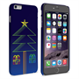 Caseflex iPhone 6 Plus and 6s Plus Christmas Tree & Presents Hard Case