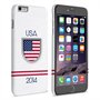 Caseflex iPhone 6 Plus and 6s Plus USA World Cup Case