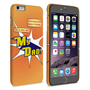 Caseflex My Dad Hero Cartoon iPhone 6 and 6s Plus Case – Orange