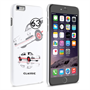 Caseflex Porsche Classic Car iPhone 6 and 6s Plus Case