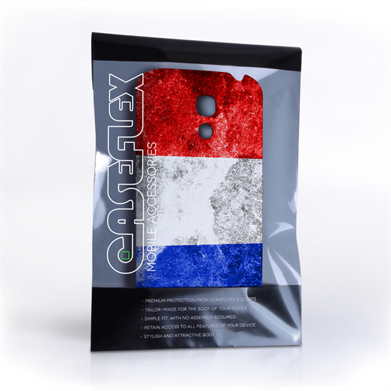 Caseflex Samsung Galaxy S4 Mini Retro Holland Flag Case