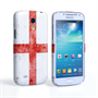 Caseflex Samsung Galaxy S4 Mini Retro England Flag Case