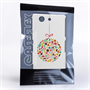 Caseflex Sony Xperia Z3 Compact Christmas Bauble Decorations Hard Case