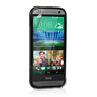 Caseflex HTC One Mini 2 Silicone Gel S-Line Case - Black